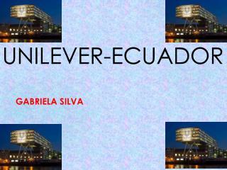 UNILEVER-ECUADOR