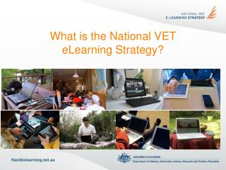 What is the National VET eLearning Strategy?
