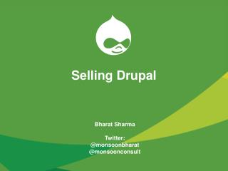 Selling Drupal