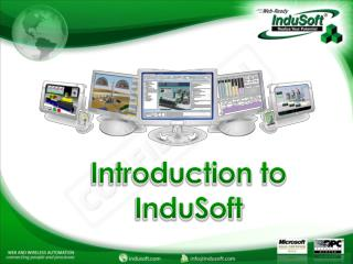 Introduction to  InduSoft