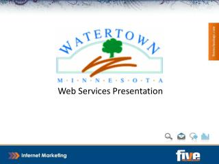 Web Services  Presentation