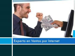 Experto en Ventas por Internet
