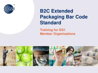 B2C Extended Packaging Bar Code Standard