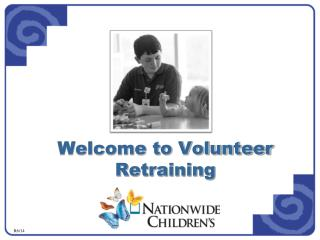 Welcome to Volunteer Retraining