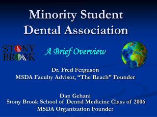 Minority Student Dental Association