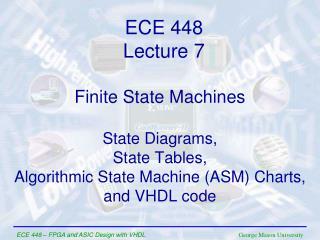 ECE  448 Lecture 7