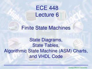 ECE  448 Lecture 6