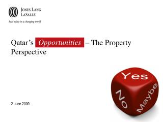 Qatar's  Transformation  – The Property Perspective