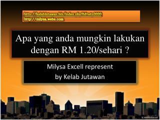 Plan RM1.20