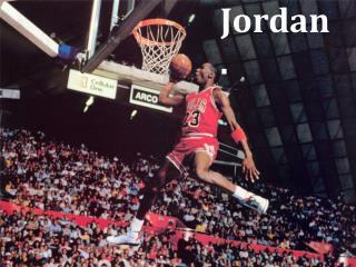 Jordan.