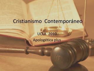 Cristianismo  Contemporáneo