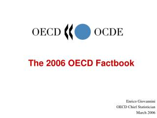 The 2006 OECD Factbook