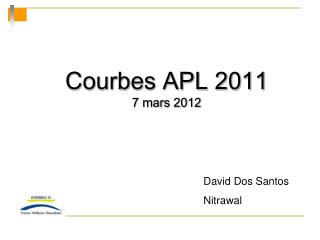 Courbes APL 2011  7 mars 2012