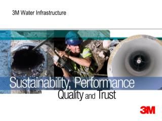 3M Water Infrastructure