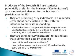 "Delivering ""Key indicators"": SBS  sends letters to businesses with login data"