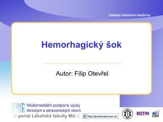 Hemorhagický šok