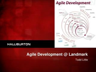 Agile Development @ Landmark