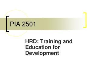 PIA 2501