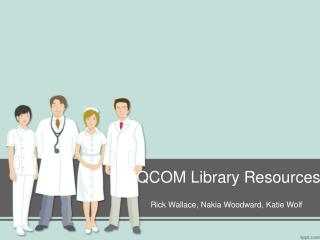 QCOM Library Resources
