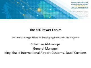 The SEC Power Forum