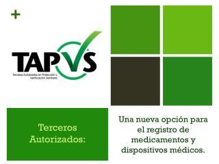 Una nueva opción para el registro de medicamentos y dispositivos médicos.