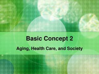 Basic Concept 2