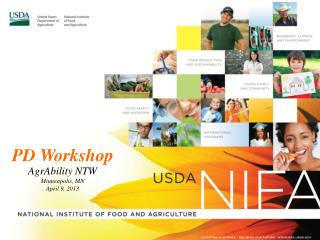 PD Workshop