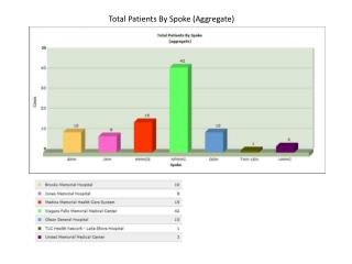 Total Patients By Spoke (Aggregate)
