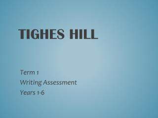 Tighes Hill