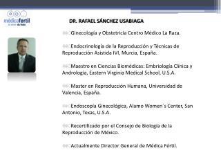 Ginecología y Obstetricia Centro Médico La Raza.