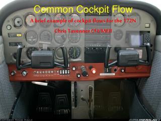 Common Cockpit Flow