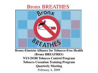 Bronx BREATHES