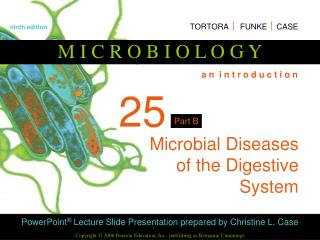 Microbial Diseases of the Digestive System