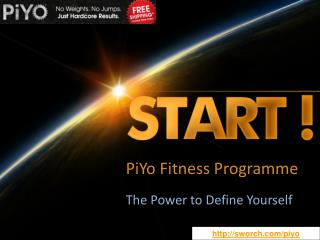 PiYo - The Success of Pilates and Yoga in One Program