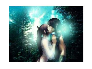 Si l'homme ou la femmeque tu aimes tremble quand tu l'embrasses,