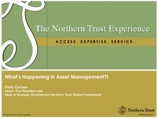 What�s Happening in Asset Management?!