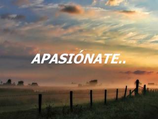 APASI Ó NATE..