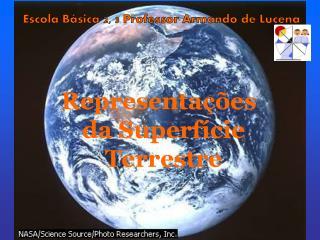 Escola Básica 2, 3 Professor Armando de Lucena