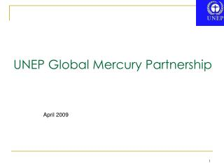 UNEP Global Mercury Partnership