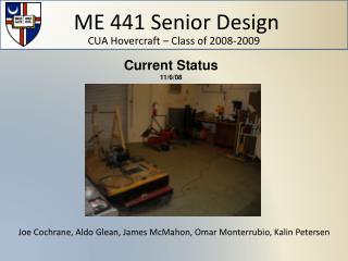 ME 441 Senior Design