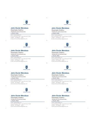 Avda. Andrés Bello s/n Fono (56-42) 271564 - Fax (56-42) 271564 Chillán - VIII Región - Chile