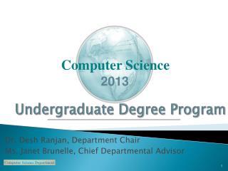 Undergraduate Degree Program