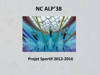NC ALP'38