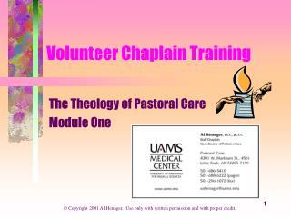 Volunteer Chaplain Training