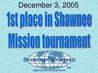 December 3, 2005