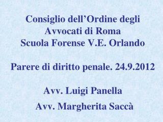 Il delitto di diffamazione (art. 595 c.p.)