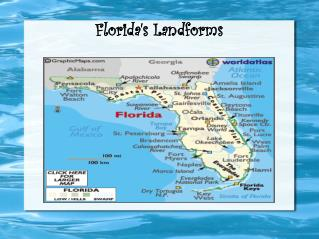 Florida's Landforms
