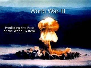 World War III