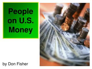 People on U.S. Money