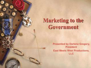 Marketing to the Government